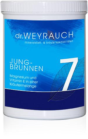 Dr. Weyrauch Nr.7 Jungbrunnen 1000g