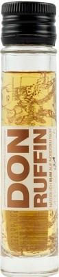 Feingeisterei Feingeisterei Don Ruffin Bio Rum 0,05l 43%
