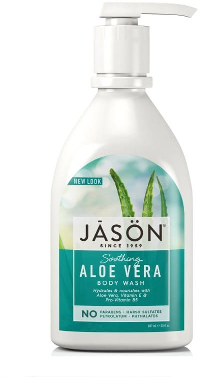 Jasön Soothing Aloe Vera Body Wash 887ml