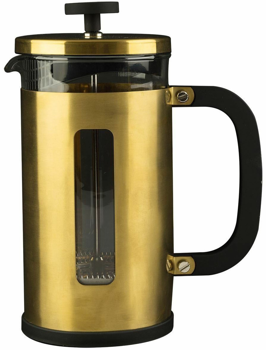 Image of La Cafetiere Brushed Gold Pisa 1000 ml