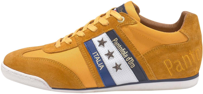 Pantofola d/'Oro Imola Uomo Low Herren SneakerTurnschuhSportschuhGlattle