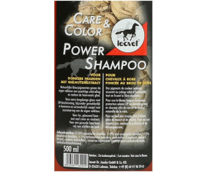Leovet Power Shampoo Walnuss 500 ml