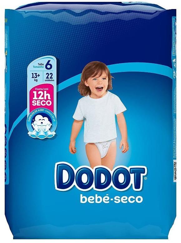 Dodot Bebé-Seco 6 (17-28 kg)