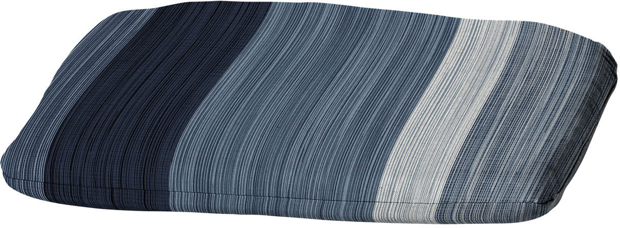 madison Sitzkissen Jonna blue 46x48x4 cm