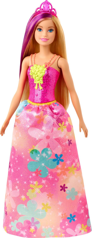 barbie dreamtopia prinzessin mit blumenrock gjk13 ab 8
