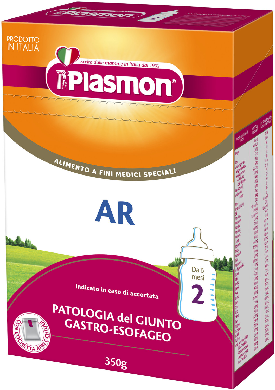 Image of Plasmon AR 2 Latte di Proseguimento Anti Rigurgito (350g)