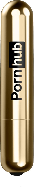PornHub Bullet gold