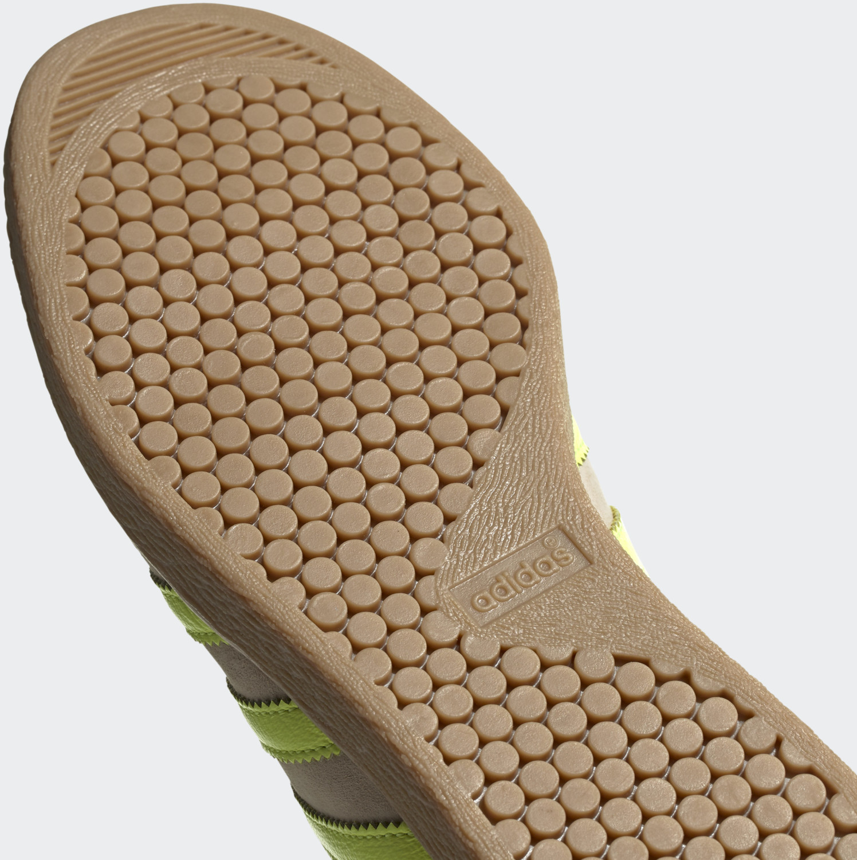 Buy online adidas Stadt in Pale Nude / Solar Yellow / Gum