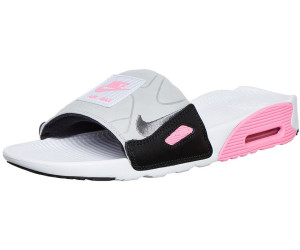Nike Air Max 90 Slides whitesmoke greyroselt smoke grey