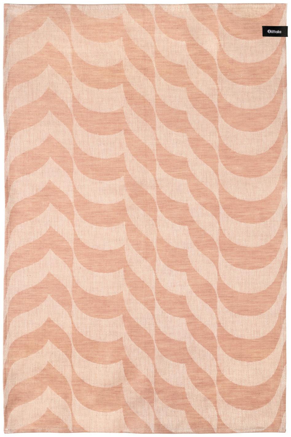 iittala Alvar Aalto Geschirrtuch 47 x 70cm Puder