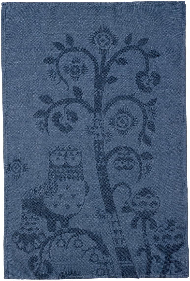 iittala Taika Geschirrtuch 47 x 70cm Blau
