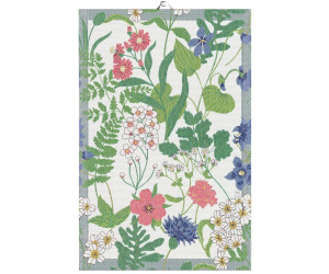 Ekelund Sommar Geschirrtuch 40 x 60cm Blumen