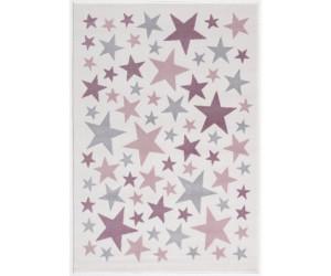 Livone Happy Rugs Stella creme/silbergrau/rosa (160 x 230 cm)