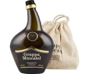 Mazzetti Grappa Muscatel 0,7l 43%