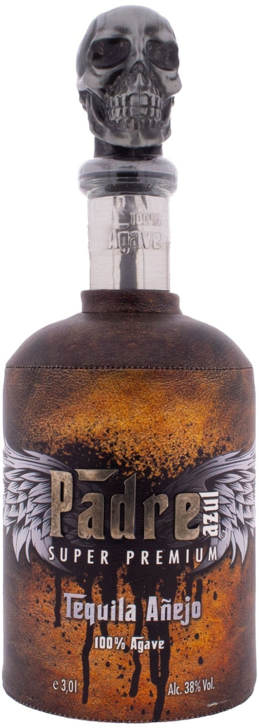 Padre Azul Padre azul Anejo Tequila 38% 3,0l