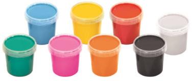Simba Art & Fun Fingermalfarben je 120g