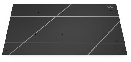 Image of Alphacool Alphacool Eisblock Aurora Backplate GPX-A AMD Radeon RX 5700/5700XT Red Devil