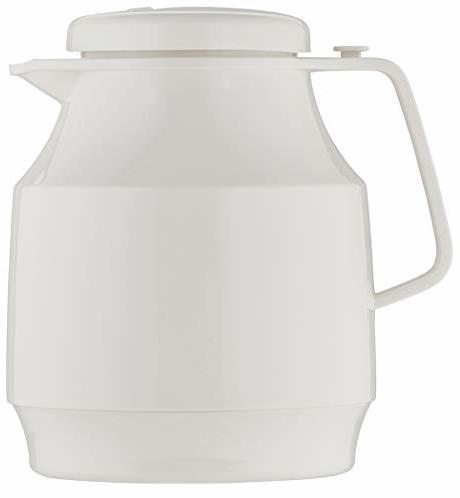 Helios Tea Boy Isolierkanne 1,0l weiß