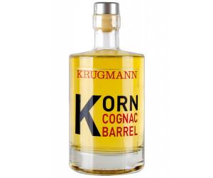 Krugmann Cognac Barrel 7 Jahre 40% 0,5l