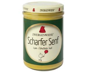 Zwergenwiese Scharfer Senf (160ml)