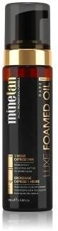 MineTan Luxe Foamed Oil Dark (200 ml)