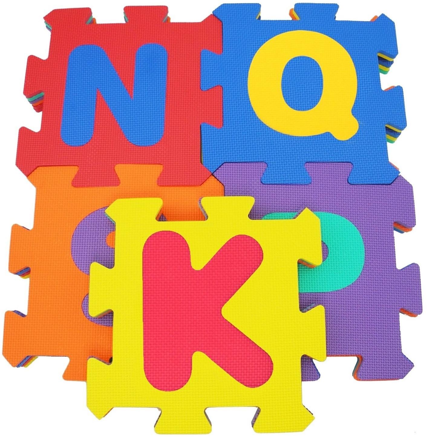 Bieco Puzzlematte Buchstaben