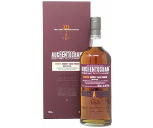 Auchentoshan Vintage 1988 PX Cask Whisky 49,7% 0,70l