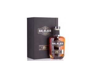 Balblair 25 YO Highland Single Malt Whisky 46% 0,70l
