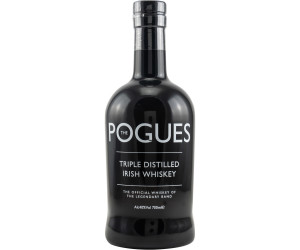 The Pogues Irish Whiskey 40% 0,70l