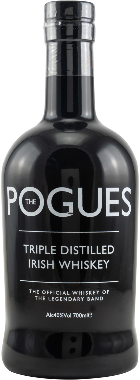 The Pogues Irish Whiskey 40% 0,70l