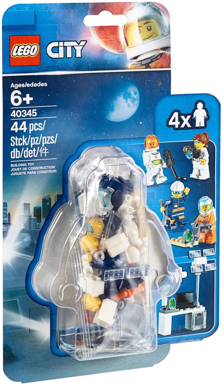 LEGO Minifigures - City Minifiguren-Paket (40345)