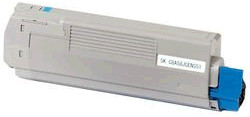 Image of Ampertec Recycling Toner for Oki 43324423