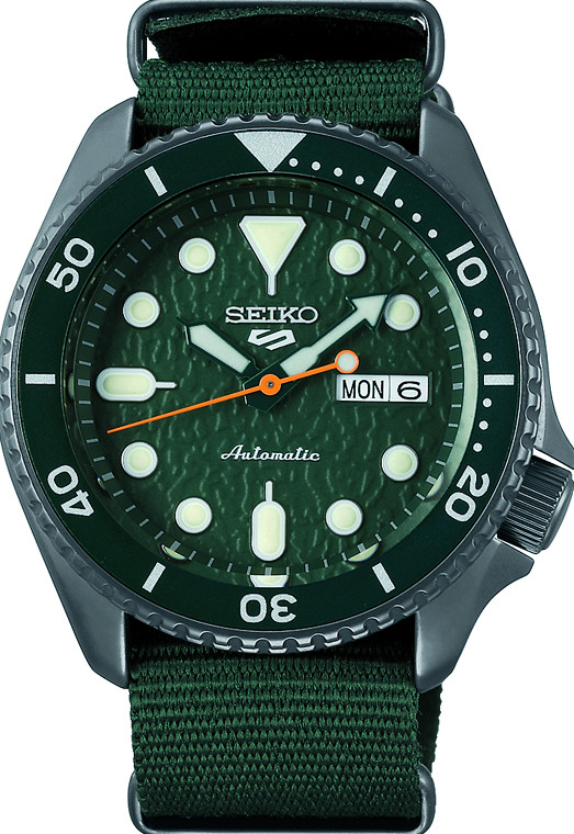 Image of Seiko 5 Sports Automatic Sense (SRPD77K1)