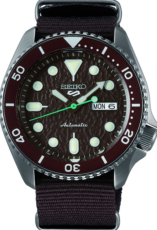 Image of Seiko 5 Sports Automatic Sense (SRPD85K1)