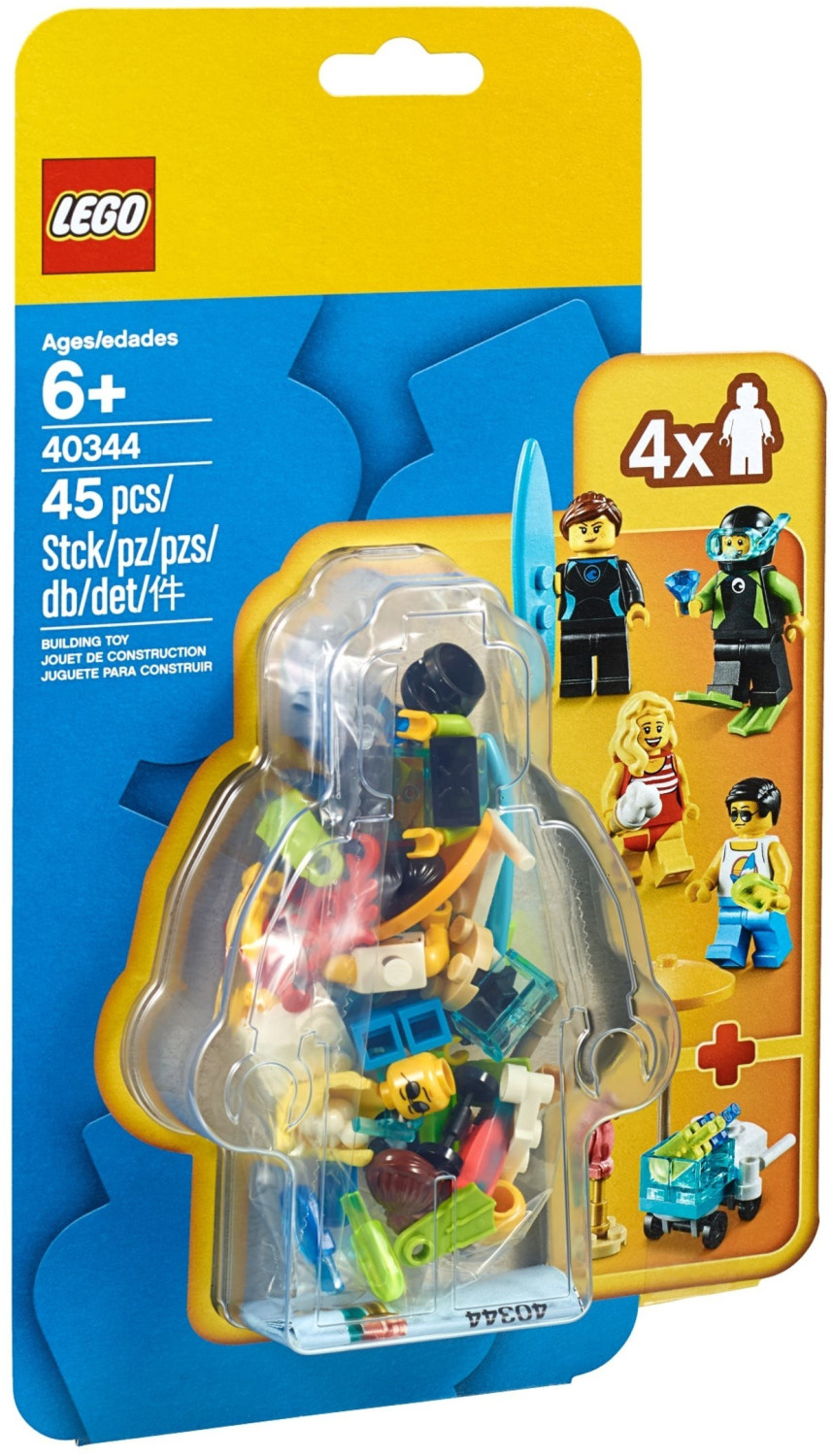 LEGO Minifigures - Set Sommerparty (40344)