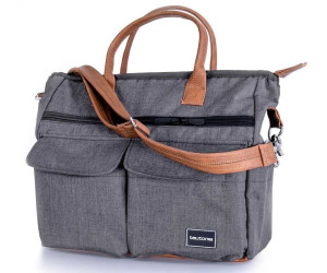 Teutonia Wickeltasche Care melange grey