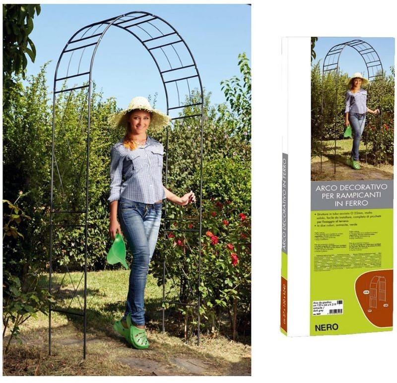 Image of Verdemax Arco per Giardino 110 x 35 x 225 cm
