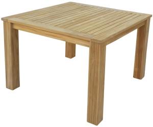 Grasekamp Teak Tisch 100x100 cm