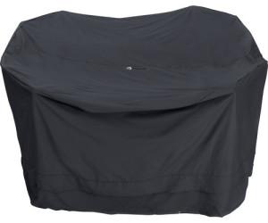 Tepro Schutzhülle für Gartenmoebel-Set rund groß 320x320x95 cm
