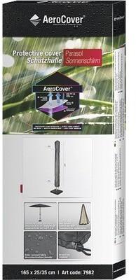 Aerocover Schutzhülle für Sonnenschirm H165xB25 cm
