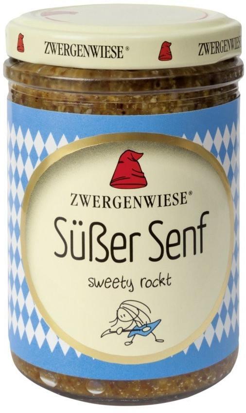 Zwergenwiese Süßer Senf (160ml)