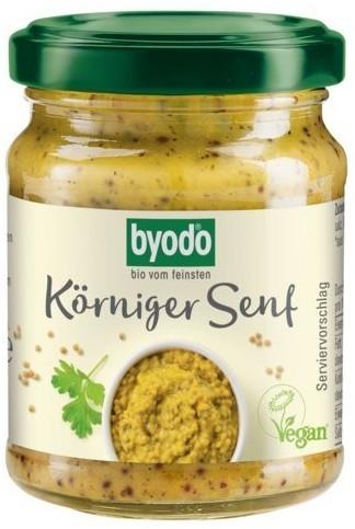 byodo Körniger Senf (125ml)