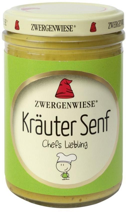 Zwergenwiese Kräuter Senf (160ml)