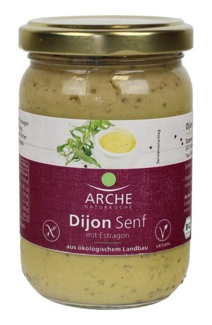 Arche Dijon Senf mit Estragon (200ml)