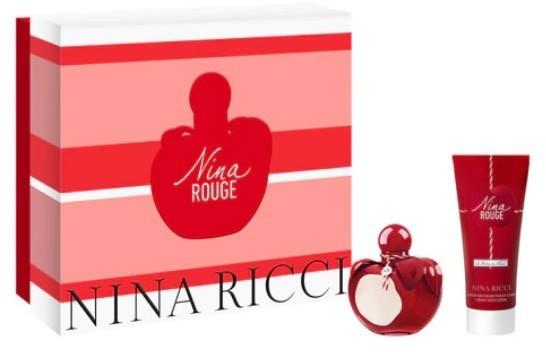 Nina Ricci Nina Rouge Gift Set (3 Units)