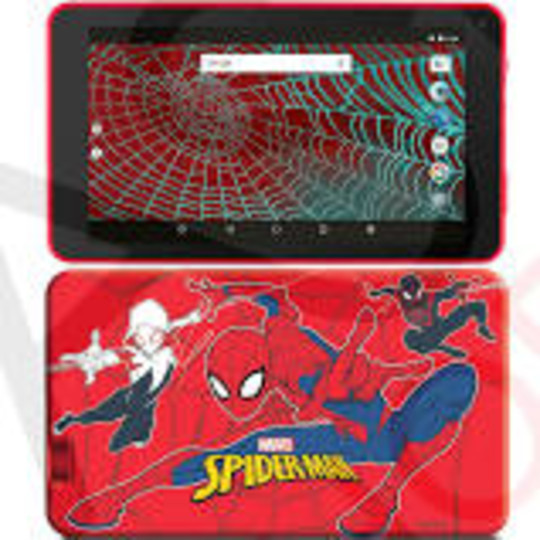 Image of eSTAR Spiderman Tablet