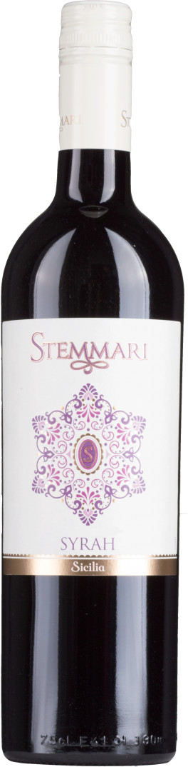 Feudo Arancio Stemmari Syrah Sicilia IGT 0,75l