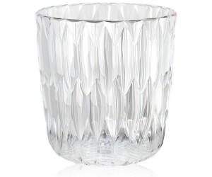 Kartell Jelly Vase / Sektkühler / Korb Kartell Kristall