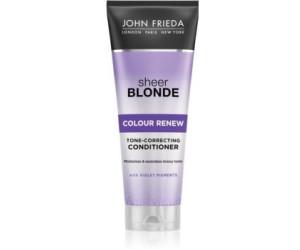 John Frieda Sheer Blonde Colour Renew Tönungsconditioner 250 Ml Ab 4 49 Preisvergleich Bei Idealo De