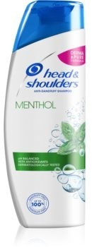 Head & Shoulders Menthol Shampoo (250 ml)